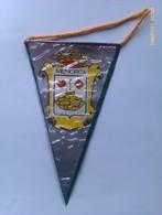 Banderín De Menorca. Islas Baleares. España. Años '60-'70 - Escudos En Tela