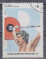 Cuba - Giochi Olimpici A Barcellona '92 - Francobolli