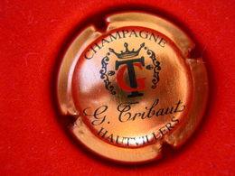 *  Capsule De Champagne  TRIBAUT G.  N°8  * - Unclassified