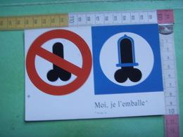 65) Moi Je L'emballe  : Recto- Verso : - Santé