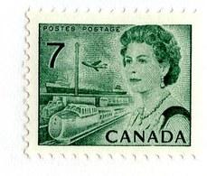 W6458  Canada 1971  Scott #543* Offers Welcome! - 1952-.... Reign Of Elizabeth II