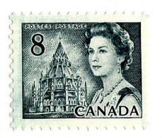 W6460  Canada 1971  Scott #544p* Offers Welcome! - 1952-.... Reign Of Elizabeth II