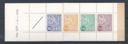 Finlande 1974 Carnet N°C709  Neuf N°1577-2-1974 - Finland