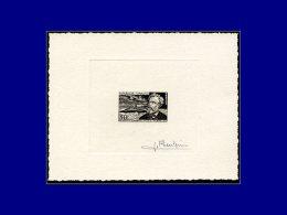 FRANCE Epreuves D'Artiste Yvert:1026, épreuve D'artiste En Sépia, Signée: Jules Verne, Nautilus      - Qualité: EPA . Co - Artist Proofs