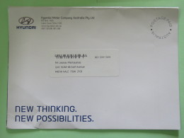 Australia 2016 Postage Paid Cover To Mona Vale - Hyundai Cars - 2010-... Elizabeth II