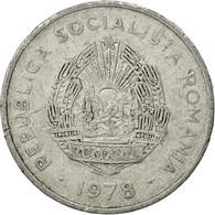 Monnaie, Roumanie, 5 Lei, 1978, TTB, Aluminium, KM:97 - Roumanie