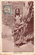 Soudan . N° 44111 . Sudanese Woman.sein Nu.en L Etat - Sudan