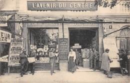Tunisie . N° 46387 . L Avenir Du Centre. Librairie Petit A Sousse.marchand De Cartes Postales - Tunisia