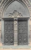13 - AIX-en-PROVENCE - Les Portes De La Cathédrale Saint-Sauveur - Aix En Provence