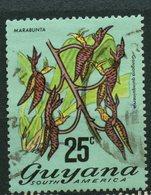 Guyana 1972 25c  Flower Issue  #141 - Guyana (1966-...)