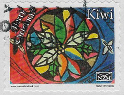New Zealand - NZM XMA165 2010 Christmas (50c) Good/fine Used [37/30620/UD] - Sin Clasificación