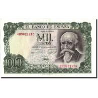 Billet, Espagne, 1000 Pesetas, 1971, 1971-09-17, KM:154, TTB+ - [ 3] 1936-1975 : Régence De Franco