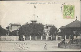 Sénégal  Saint Louis  Hôtel Du Gouvernement  CPA 1900 - Senegal