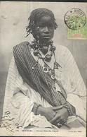 Sénégal  Jeune Fille Du Cayor    CPA 1905 - Senegal