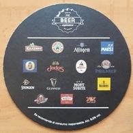 POSAVASOS DE MARCAS DE CERVEZAS. - Beer Mats