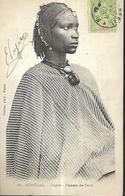Sénégal  Cayor  Femme De Griot    CPA 1906 - Senegal