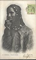 Sénégal  Femme  Lahobé    CPA 1906 - Senegal