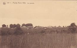 CONGO----RARE---POINTE NOIRE VILLE--vue Générale--voir 2 Scans - Pointe-Noire