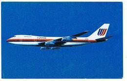 BOEING 747 - 100 FUSELAGE LENGHT  231 4 WINGSPAN 195 8  ****        A SAISIR **** - 1946-....: Modern Era