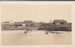 PHOTO---CONGO----RARE---POINTE NOIRE Octobre 1924--voir 2 Scans - Pointe-Noire