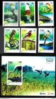 7660  Birds - Oiseaux - 2011 - MNH - 2,85 - Oiseaux