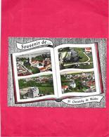 DEPT 33 - Souvenir De SAINT CHRISTOLY De MEDOC - MULTI-Vues - RARE - ENCH2011/SAL - - France