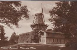 ALLEMAGNE---POTSDAM-SANSSOUCI--historische Müble---voir 2 Scans - Potsdam