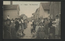 51 SUIPPES - Rue Saint Cloud - SUPERBE - France