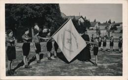 H121 - SCOUTISME - Coeurs Vaillants - St-Jacques Des Etats Unis - Lyon - Promesse De Croix Bleue - Août 1944 - Scouting