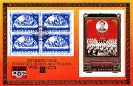 Korea Democratic People's Republic Scott 2079 1981 Wipa 81 Souvenir Sheet,mint Never Hinged - Korea, North