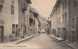 H121 - 01 - ARGIS - Ain - La Grande Rue - Other Municipalities