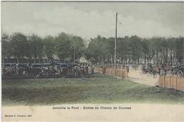 Joinville Le Pont - Entrée Du Champ De Courses ( Précurseur De L'Hippodrome De Vincennes ) Ed. Mme E. François - Joinville Le Pont