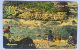 7JAMD Wash Day In Rural Jamaica $50 - Jamaica