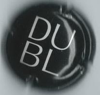 DUBL  Fond Noir - Mousseux