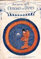 Journal Des Ouvrages De Dames - Chinois - No 428 -1923 - Broderie - Dentelle - Crochet - Tricot - Paris - Mode-Bruxelles - Books, Magazines, Comics