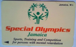 72JAMB Special Olympics  $200 - Jamaica