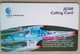 World Talk $300 Adventurer - Jamaica