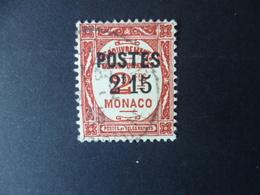 MONACO N° 151   OBLITERE   Cote 9.50 € - Oblitérés