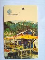 292JAMA Public Market $50 - Jamaica