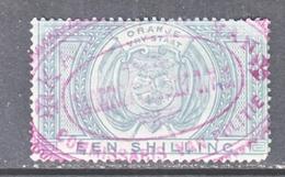 ORANGE  FREE  STATE REV.  63  (o) - Orange Free State (1868-1909)
