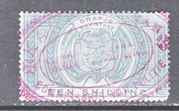 ORANGE  FREE  STATE REV.  63  (o) - South Africa (...-1961)