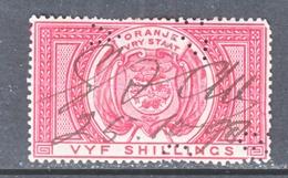 ORANGE  FREE  STATE REV.  69  (o) - South Africa (...-1961)