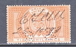 ORANGE  FREE  STATE REV.  74  (o) - Orange Free State (1868-1909)