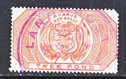 ORANGE  FREE  STATE REV.  76  (o) - Orange Free State (1868-1909)