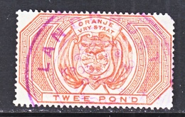 ORANGE  FREE  STATE REV.  76  (o) - South Africa (...-1961)