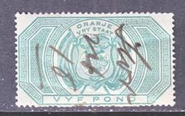 ORANGE  FREE  STATE REV.  79  (o) - South Africa (...-1961)