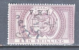 ORANGE  FREE  STATE REV.  84  (o) - South Africa (...-1961)
