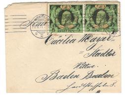 1870 - Pour BADEN BADEN - Bavière