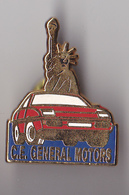 PIN'S  THEME VOITURE   GENERAL MOTORS  USA   LE  CE - Badges