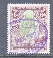 ORANGE  RIVER  COLONY  99   (o)  Wmk  CC - South Africa (...-1961)